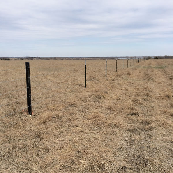 BARBWIRE & T-POST FENCING
